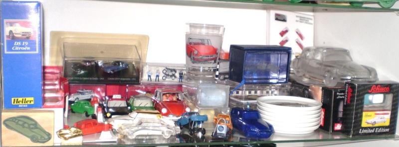 Ma collection DS en vitrine (à fin juillet 2008) Vitrin38