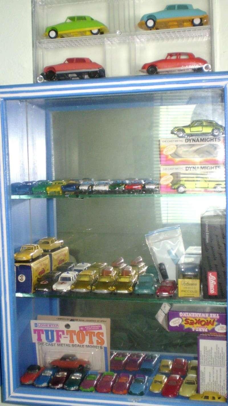 Ma collection DS en vitrine (à fin juillet 2008) Vitrin60