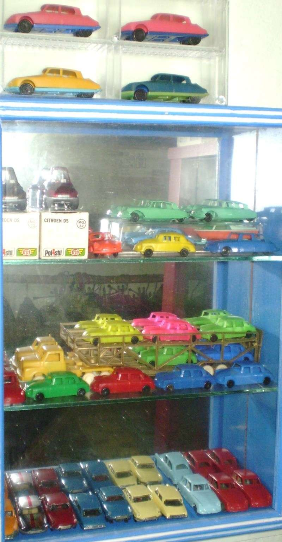 Ma collection DS en vitrine (à fin juillet 2008) Vitrin61