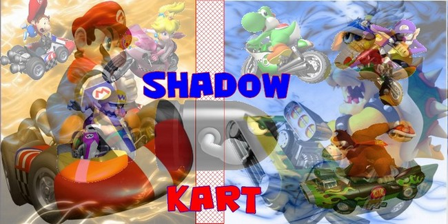 The Shadow-kart