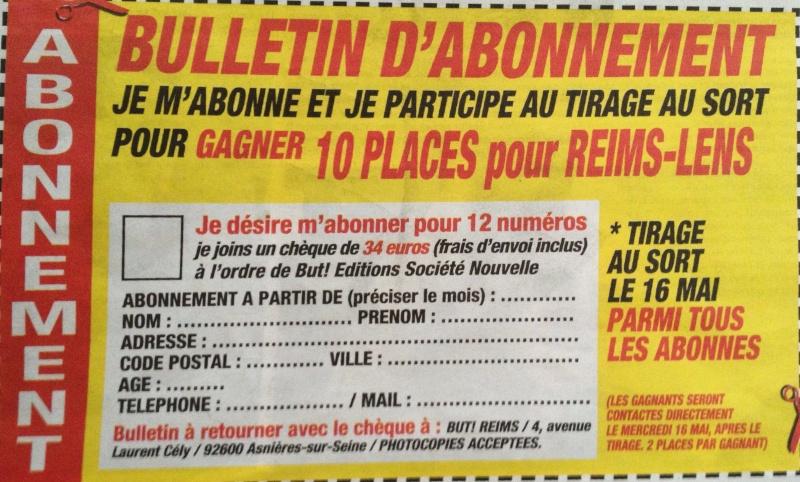 Magazine BUT Reims 08-05-10