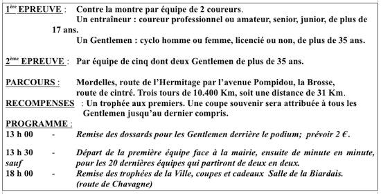 Gentlemen de Mordelles: 09/10/2011 Gentle11