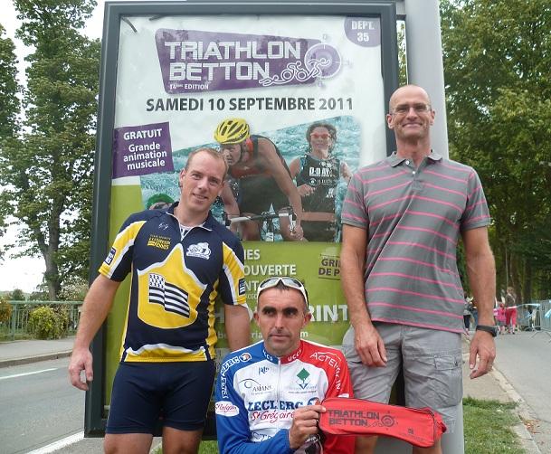 Tri et duathlon de BETTON: 10/09/2011. P1010810