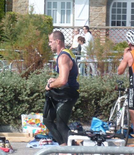 Triathlon de Carnac: 25/09/2011 P1010911