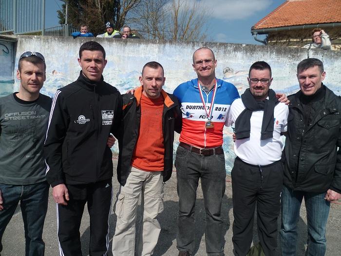 Championnat FCSAD de Duathlon Castelnaudary! P1020610