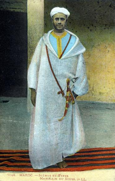 le maroc d'antan Maroch13