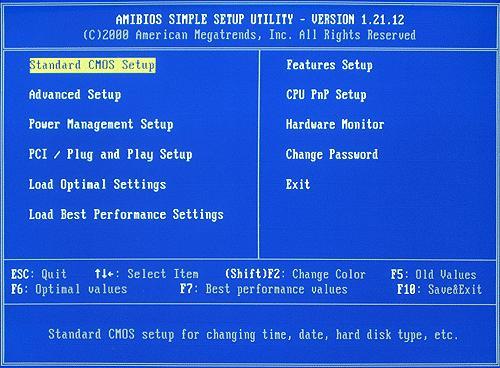 Instalar o windows XP 26072010