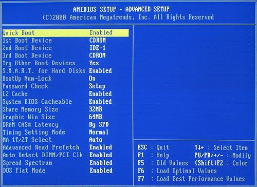 Instalar o windows XP 26072011