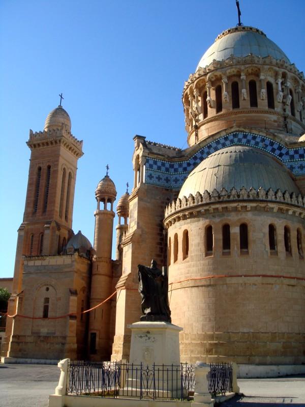 Notre Dame d'Afrique, Alger, Algérie Afriqu10
