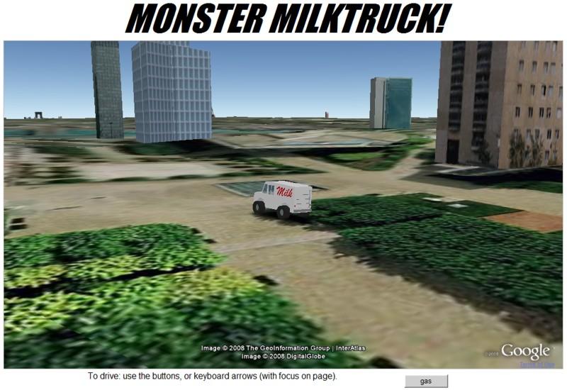 Google Earth embarqué dans des pages Web Mmt10