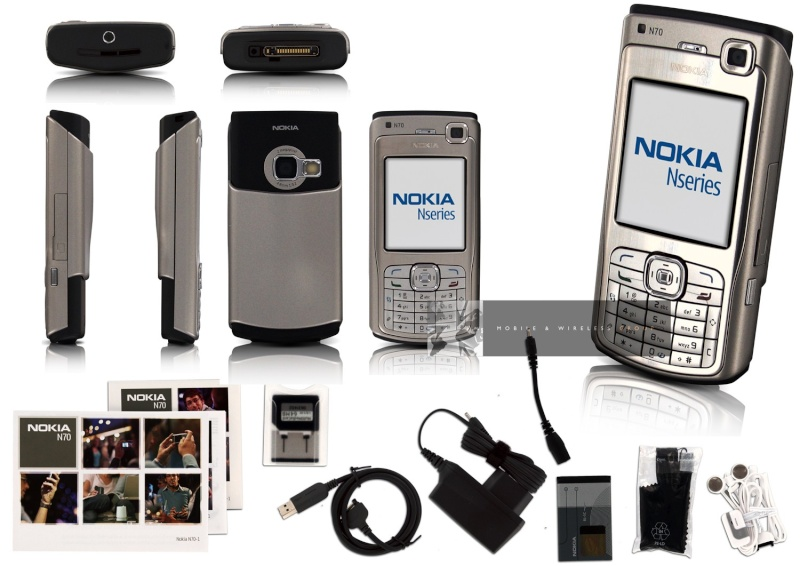 NOKIA N70..... B1385911
