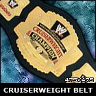 Cruiserweight Champion