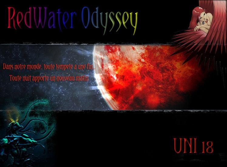 RedWater Odyssey