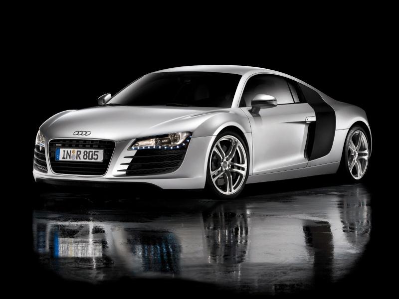 Tunnings a sério Audi-r10