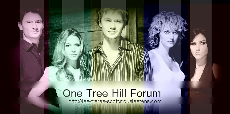 One Tree Hill - Les frères Scott