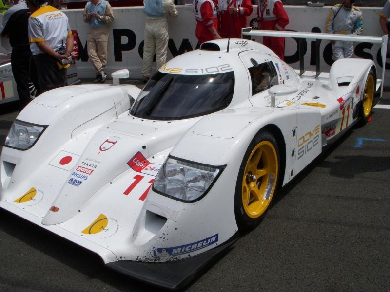 Le Mans 2008 07410