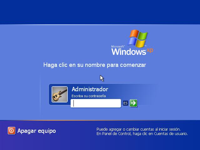 Windows XP uE v3 by Bj. 810