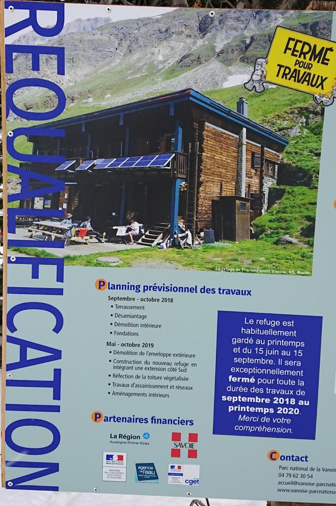 [Val d'Isère] Fermeture du Refuge du Prariond Dsc_0025