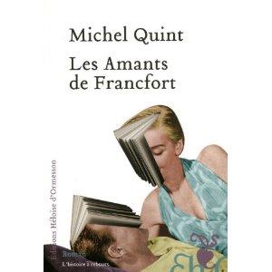 [Quint, Michel] Les amants de Francfort Quint10