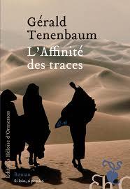 [Tenenbaum, Gérald] L'affinité des traces Tenenb10