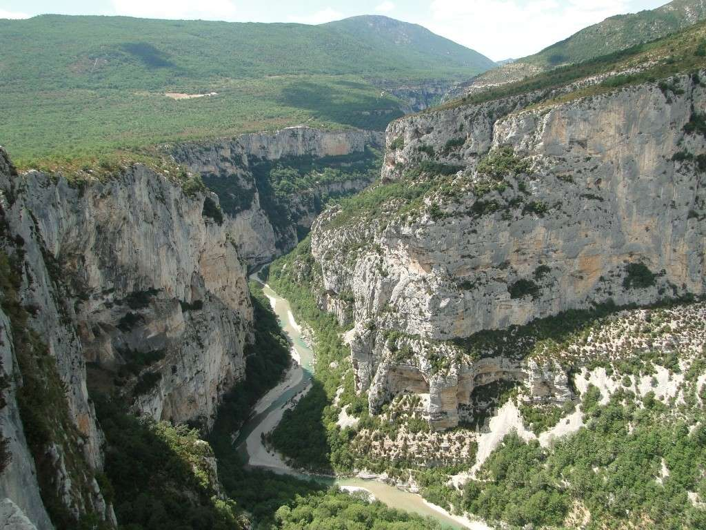 LES GORGES DU VERDON (Var) Gorges12