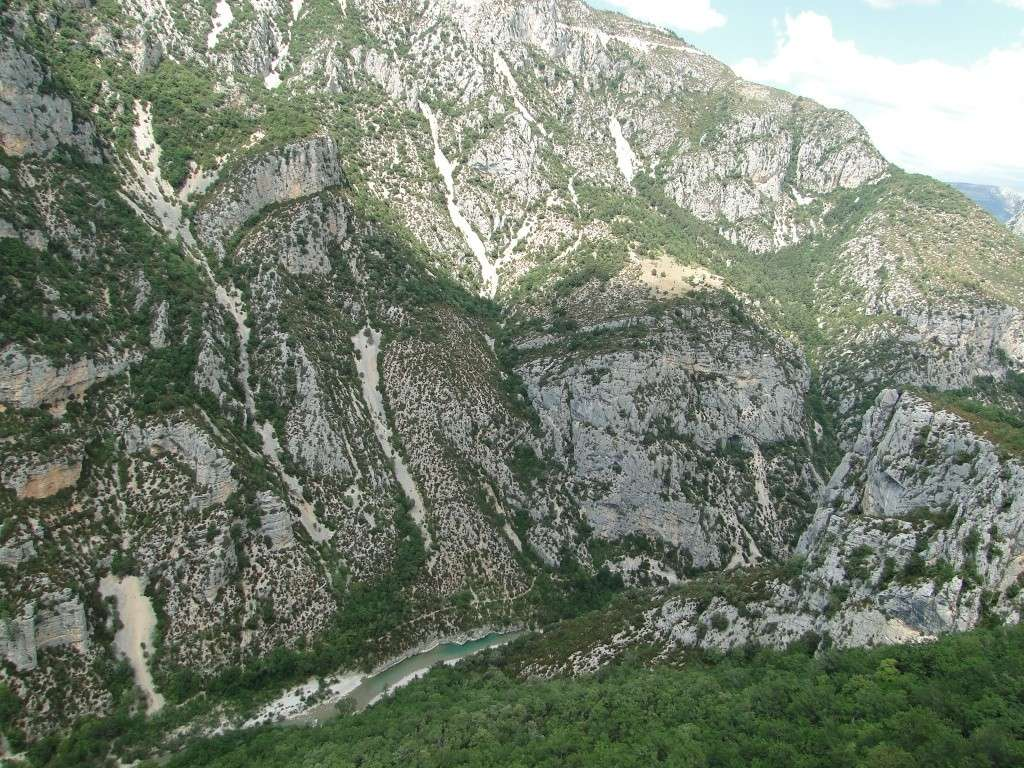 LES GORGES DU VERDON (Var) Gorges13