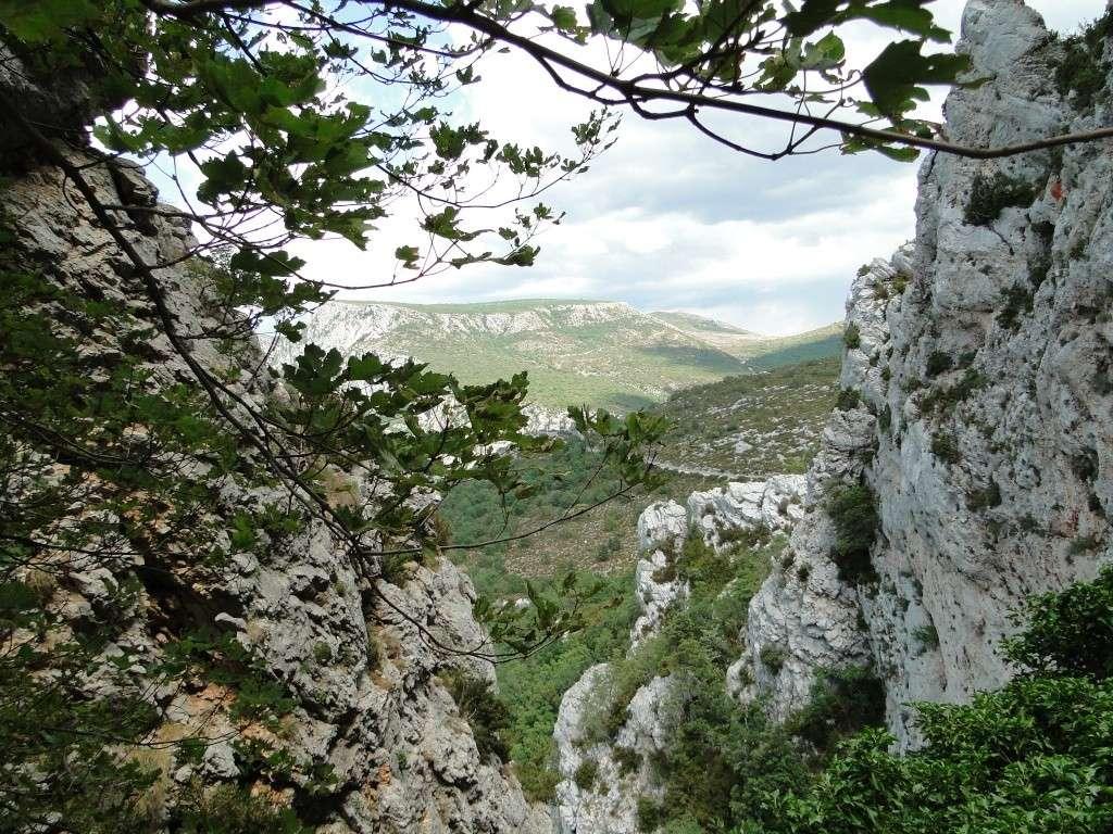 LES GORGES DU VERDON (Var) Gorges14