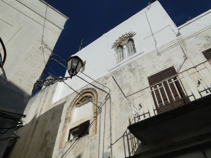OSTUNI, (POUILLES, ITALIE) la cité blanche Ostuni18