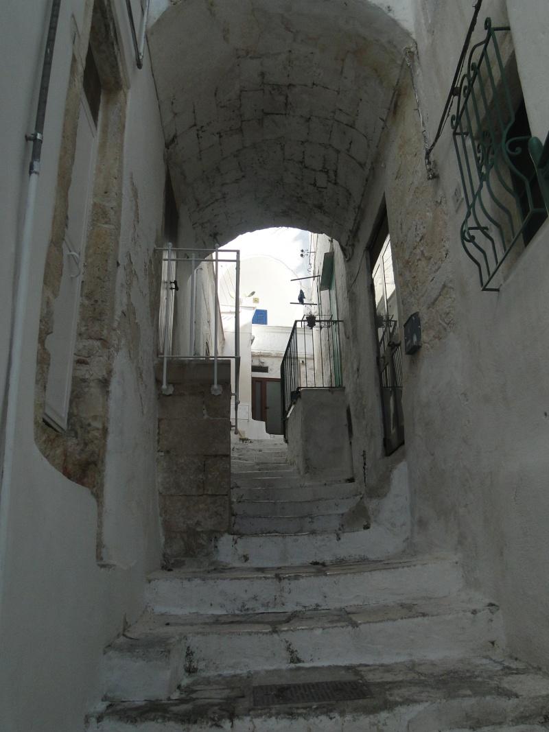 OSTUNI, (POUILLES, ITALIE) la cité blanche Ostuni30