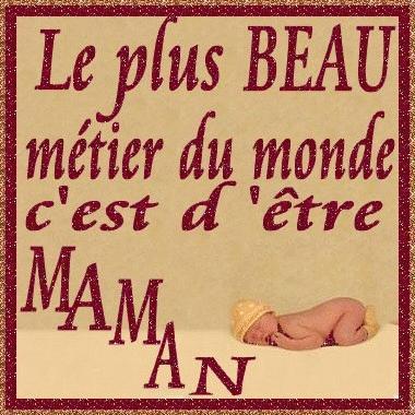 maman pour la vie