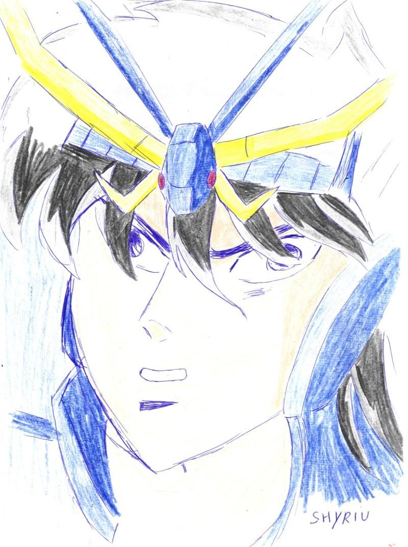 sandsliver's drawings Shiryu10