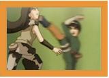 Taijutsu sans armes Konoha11