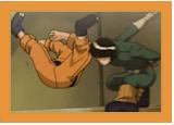 Taijutsu sans armes Reppu10