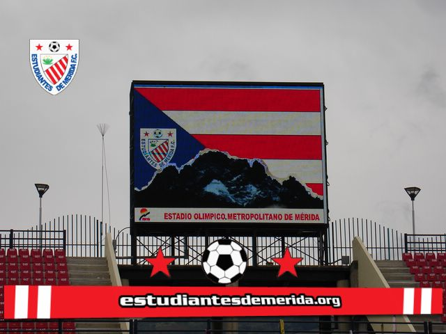 Mérida | Estadio Metropolitano de Mérida | 42.000 Dsc06710