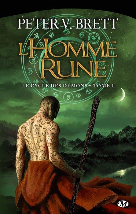 [Brett, Peter V.] Le cycle des Démons - Tome 1: L'Homme-Rune 1111-d10