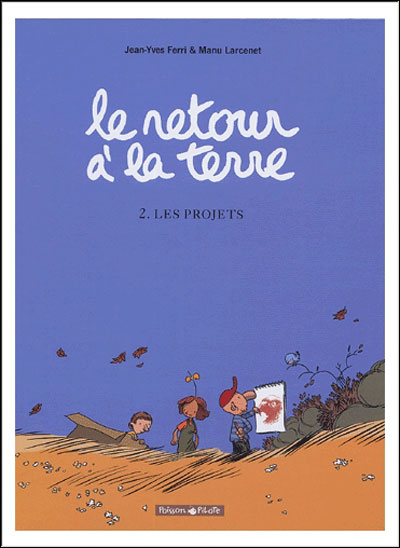 Le Retour à la terre - Série [Ferri, Jean-Yves & Larcenet, Manu] 97822013