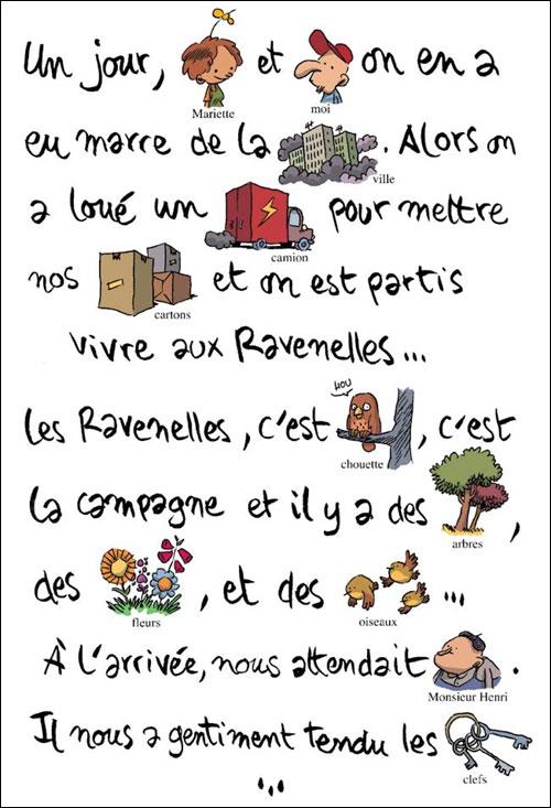 Le Retour à la terre - Tome 1: La vraie vie [Ferri, Jean-Yves & Larcenet, Manu] 97822016