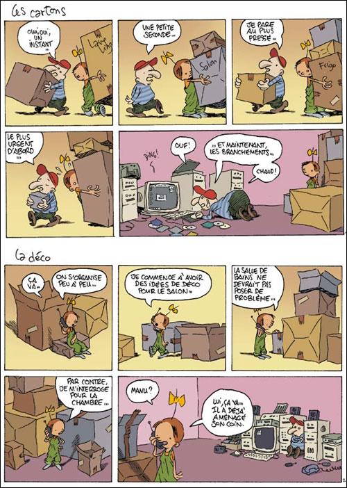 Le Retour à la terre - Tome 1: La vraie vie [Ferri, Jean-Yves & Larcenet, Manu] 97822017