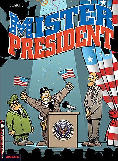 Mister President - Rome 1: Mister President [Clarke] 97828018