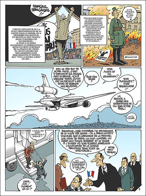Mister President - Tome 2: Mister President en voyage [Clarke] 97828025