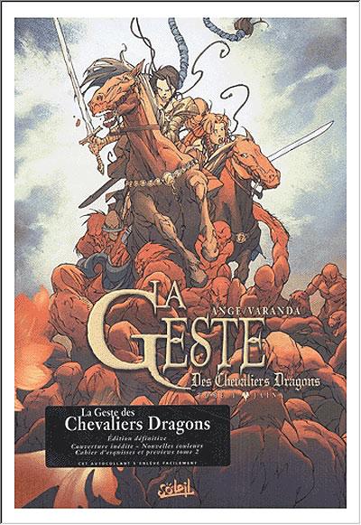 La Geste des Chevaliers Dragons - Tome 1: Jaïna [Ange & Varanda] 97828411