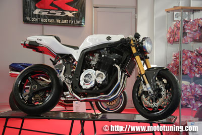 tof gex air huile cafe racer Suzuki10