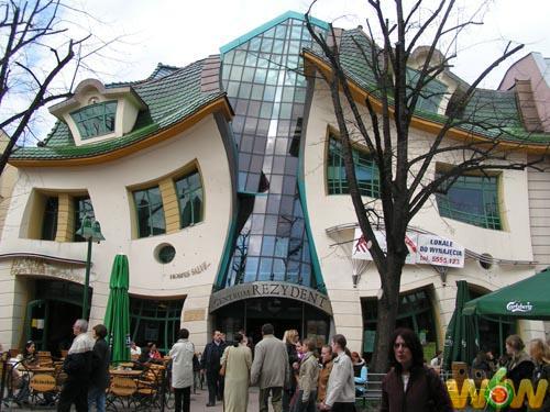 أغرب 10 مباني في العالم    15751610
