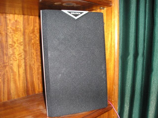 Sistema da velha guarda Wellte10