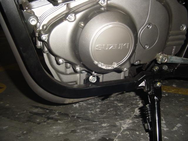 GS 500 - Vazando óleo... Dsc00311