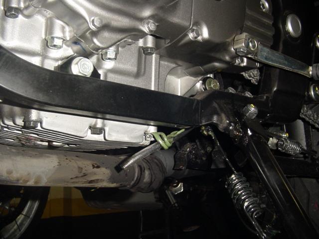 GS 500 - Vazando óleo... Dsc00313