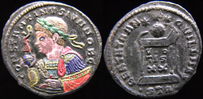 Les empereurs en couleur par IOVI Consta23