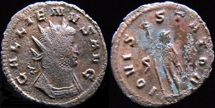 Valérien Ier, Gallien et leur famille (PYL) Iovis_10