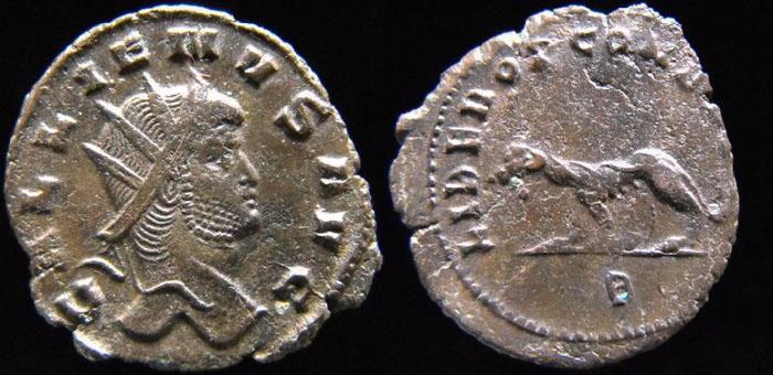 Valérien Ier, Gallien et leur famille (PYL) Panthe10
