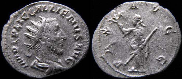 Valérien Ier, Gallien et leur famille (PYL) Pax10